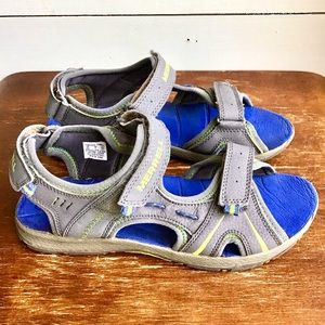 MERRELL | Youth Leather Panther Sandals | size 6
